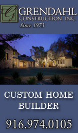Sacramento Custom Home Builder